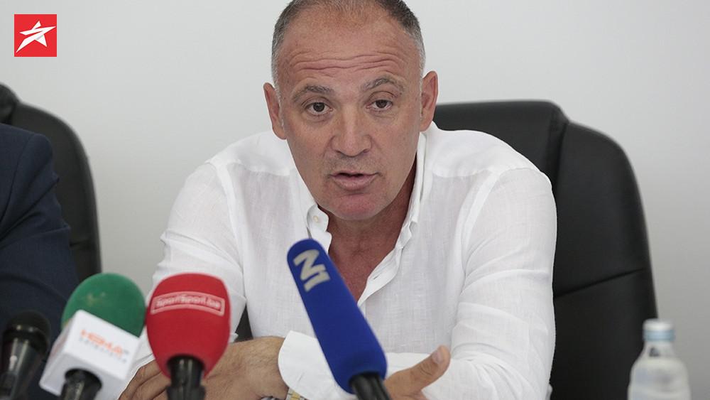 Sportski savez BiH bira najbolje, Glavaš predsjednik