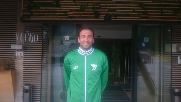 Ivan Divković više nije član RK Bosna Centrotrans