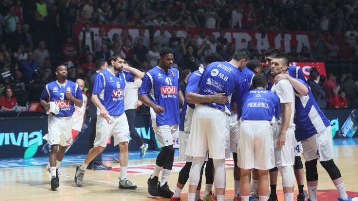 Igrač Budućnosti nakon utakmice u jednoj rečenici isprozivao Beograd i Crvenu zvezdu!