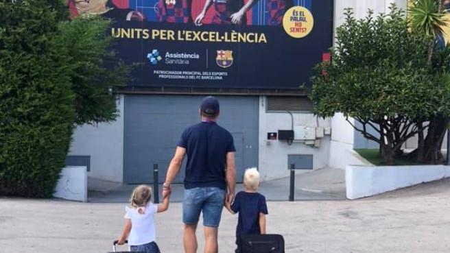 Kapiten Barcelone se na emotivan način oprostio od kluba