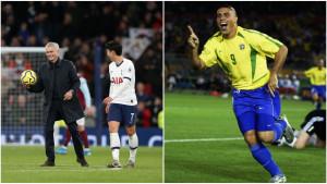 Mourinho nakon meča protiv Burnleya otkrio da njegov sin ima zanimljiv nadimak za Sona