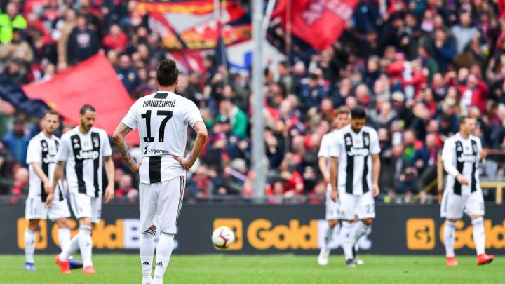 Nakon šokantnog poraza Juventusa, još su samo četiri evropske ekipe neporažene ove sezone