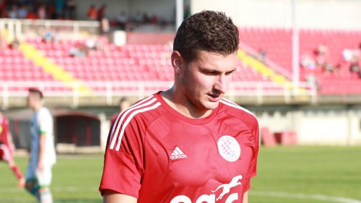 Antonio Vidović karijeru nastavlja u Austriji