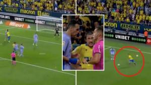 Busquets razočarao fudbalski svijet: Prekinuo zadnji napad Cadiza na očajan način