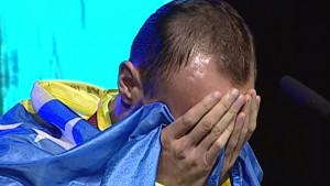 Amel Tuka zaplakao na dočeku u Zenici: U srcu nosim svoj narod, zastavu, Bosnu i Hercegovinu