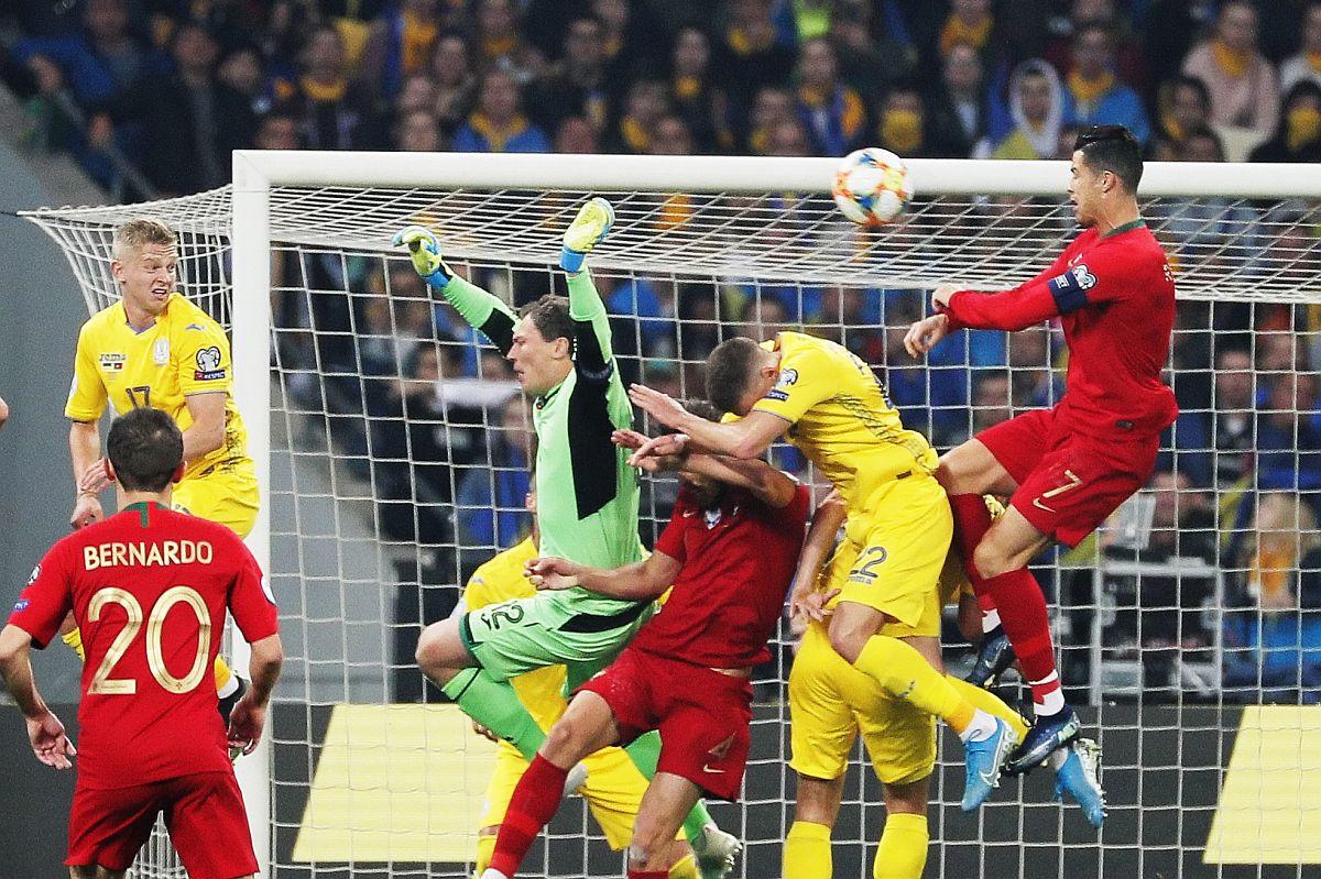 Ukrajina preko Portugala do EP-a, Kosovo bolje od Crne Gore!