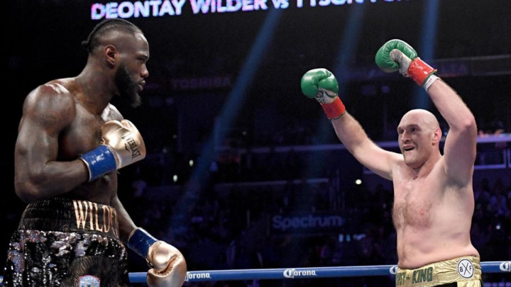 Tyson Fury za pet borbi dobija 80 miliona funti