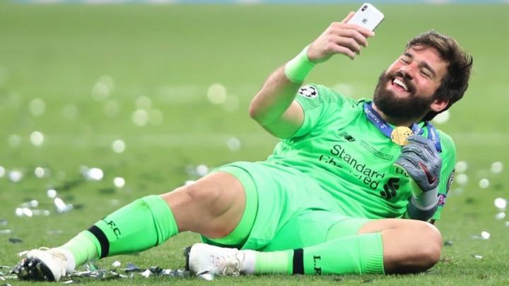 Alisson otkrio jednu stvar koja je pomogla Liverpoolu da osvoji Ligu prvaka