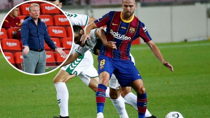 Koeman komentarisao Pjanića, trener Barcelone je pokazao razumijevanje