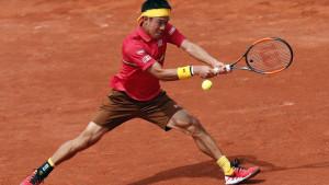 Nishikori, Monfils i Dimitrov dobro počeli na šljaci Roland Garrosa