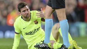 Messi bi mogao igrati sa zaštitnom maskom i to mu ne bi bio prvi put u karijeri