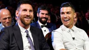 Messi odgovorio na Ronaldov poziv na večeru