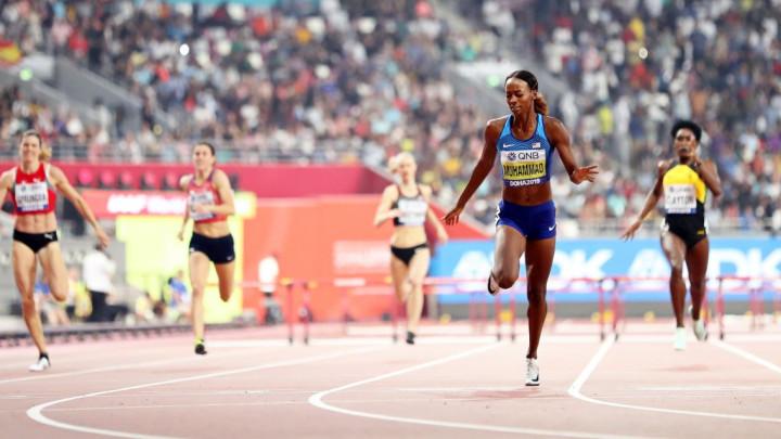 Dalilah Muhammad oborila svjetski rekord na 400 metara s preponama