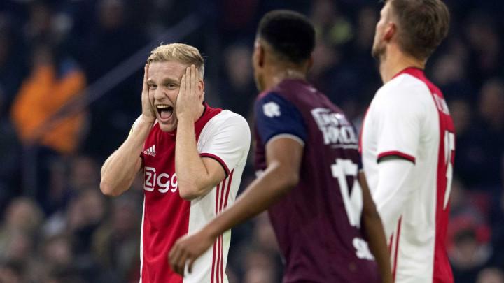 Van de Beek potvrdio: Nema dogovora sa Realom