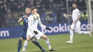 Teška povreda zvijezde reprezentacije Grčke