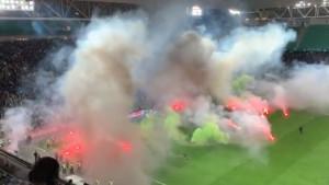 Navijači ponovo napravili haos u Francuskoj