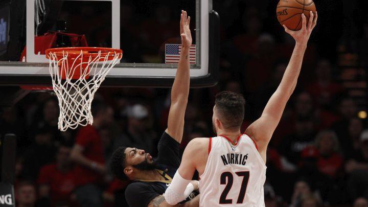 Jusuf Nurkić odličan u pobjedi Portland Trail Blazersa, ludilo u meču Celticsa i Lakersa