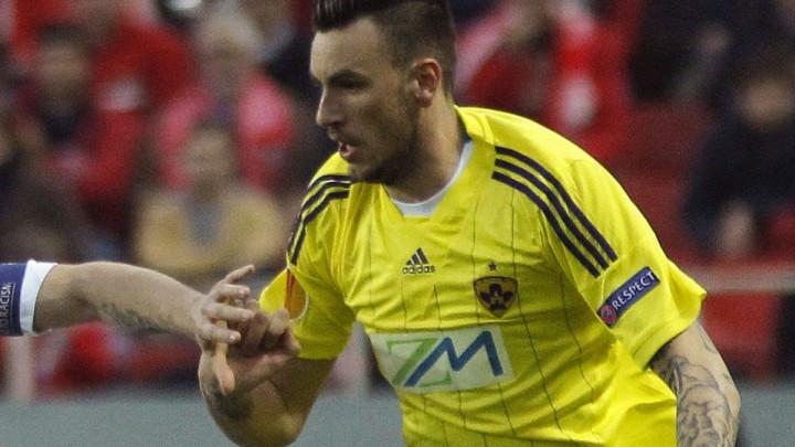 Amir Dervišević pogodio direktno iz kornera
