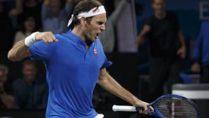 Federera iznenadio Đoković