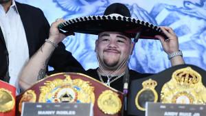 Andy Ruiz spreman za povratak na tron: Želim ih sve pobijediti...