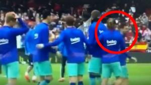 Sve je počelo na Mestalli: Messi ignorisao saigrače, a Pique ga pokušao zaustaviti