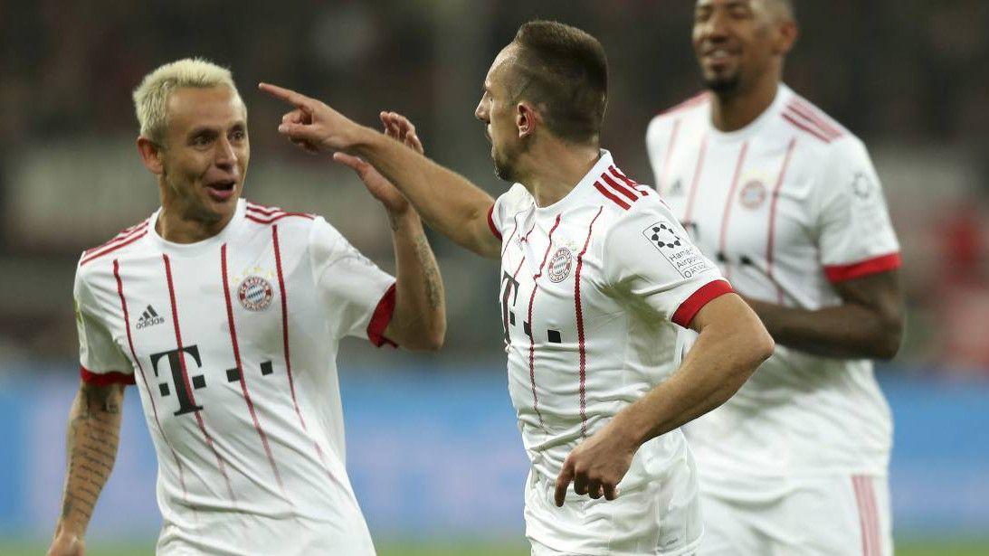 Bayern dominira, u Leverkusenu srušen i Bayer