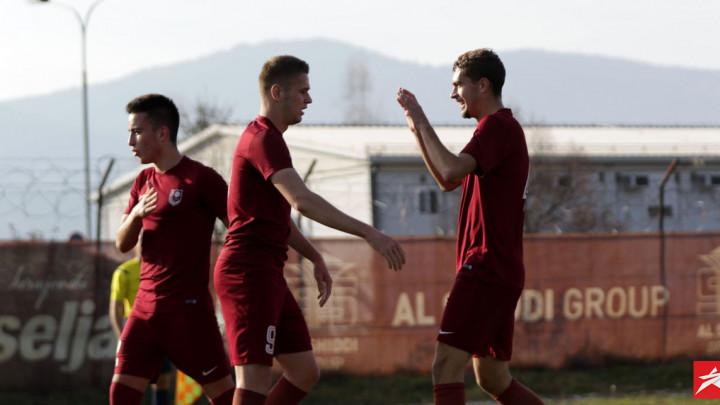 Juniori Sarajeva slavili protiv Mladosti