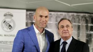 Real Madrid ima spremno rješenje za eventualni odlazak Zidanea