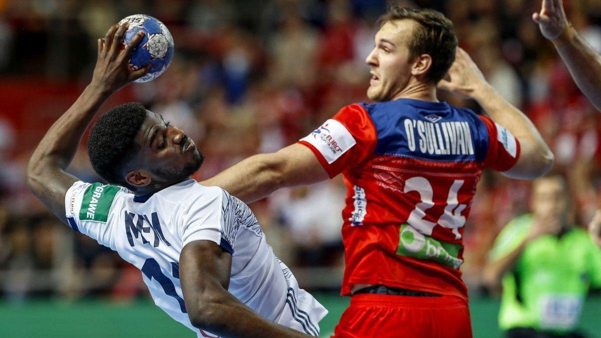 Spektakl u Poreču, Francuska jedva protiv Norveške