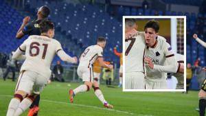 Džeko mu 2018. godine posvetio hat-trick, a sinoć mu je uzvratio asistencijom za Romino polufinale