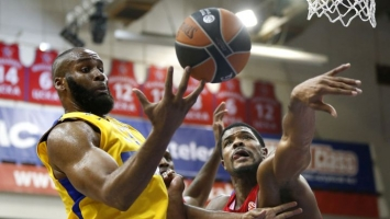 Maccabi se obrukao u Moskvi, Zvezda pregazila Strasbourg