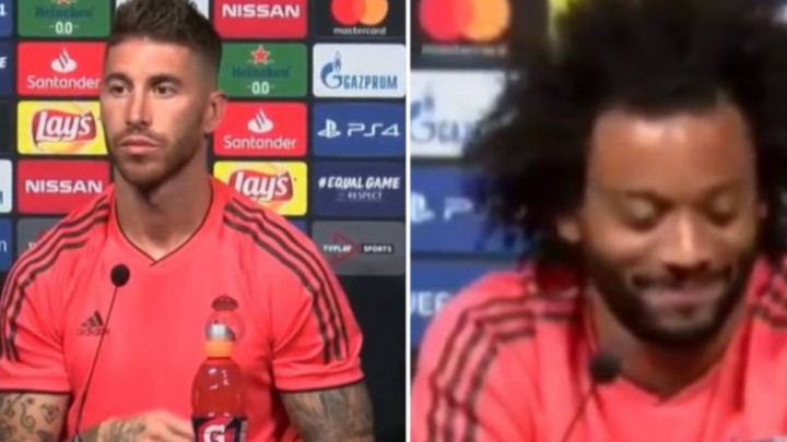 Ramos provocirao Kloppa, a Marcelova reakcija postala hit na internetu