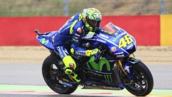 Rossi: Ne osjećam veliku bol u nozi