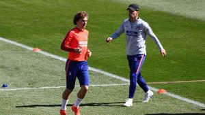 Simeone prokomentarisao Griezmannov transfer