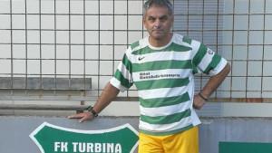 Adnan Ćupina novi trener FK Turbina