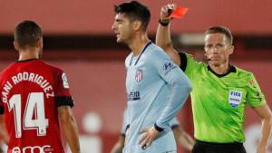 Morata o crvenom kartonu zbog kojeg je propustio veliki derbi: Da sam nosio dres Reala...
