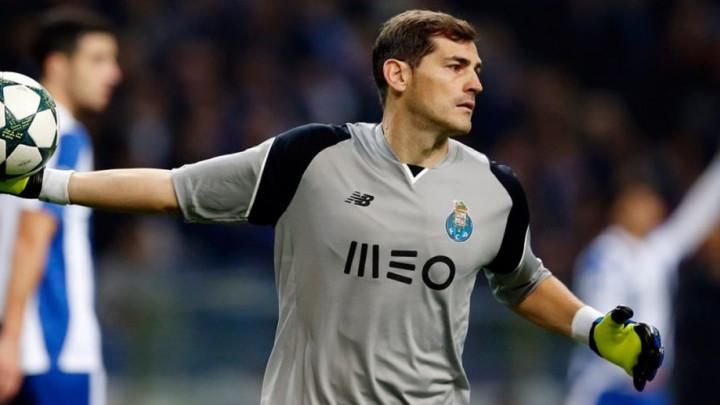 Casillas napravio listu omiljenih klubova: Real, Porto i još osam ekipa