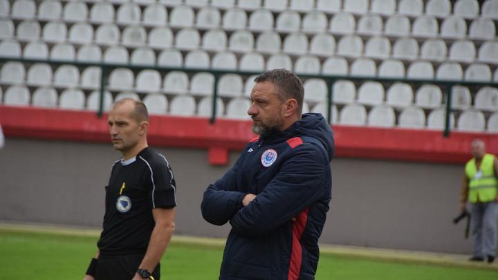 Hari Vukas više nije trener HŠK Zrinjski!