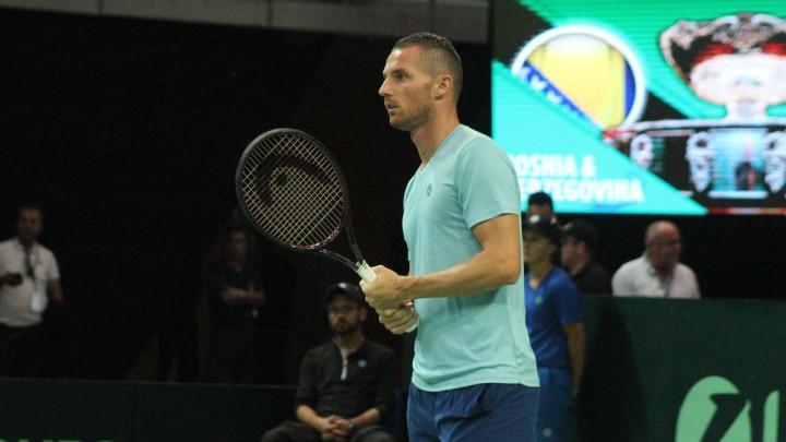Bh. teniser Tomislav Brkić pozitivan na koronavirus