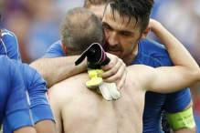 Sad znamo zašto su Buffon i Iniesta razmijenili dresove