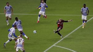 Eintracht se prošetao kroz Berlin