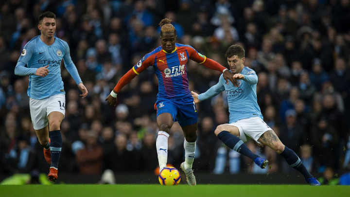 Crystal Palace odbio nevjerovatnu ponudu Evertona za Zahu
