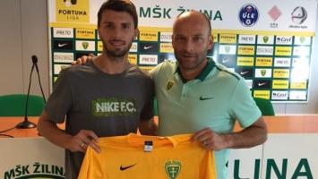 Nermin Haskić potpisao za slovačku Žilinu