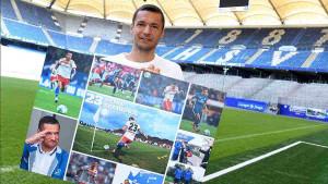HSV se oprostio od Salihovića