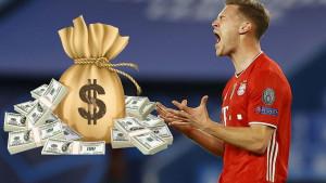 Joshua Kimmich ide stopama Alabe? Želi ogromno povećanje, ima posebne uslove za Bayern