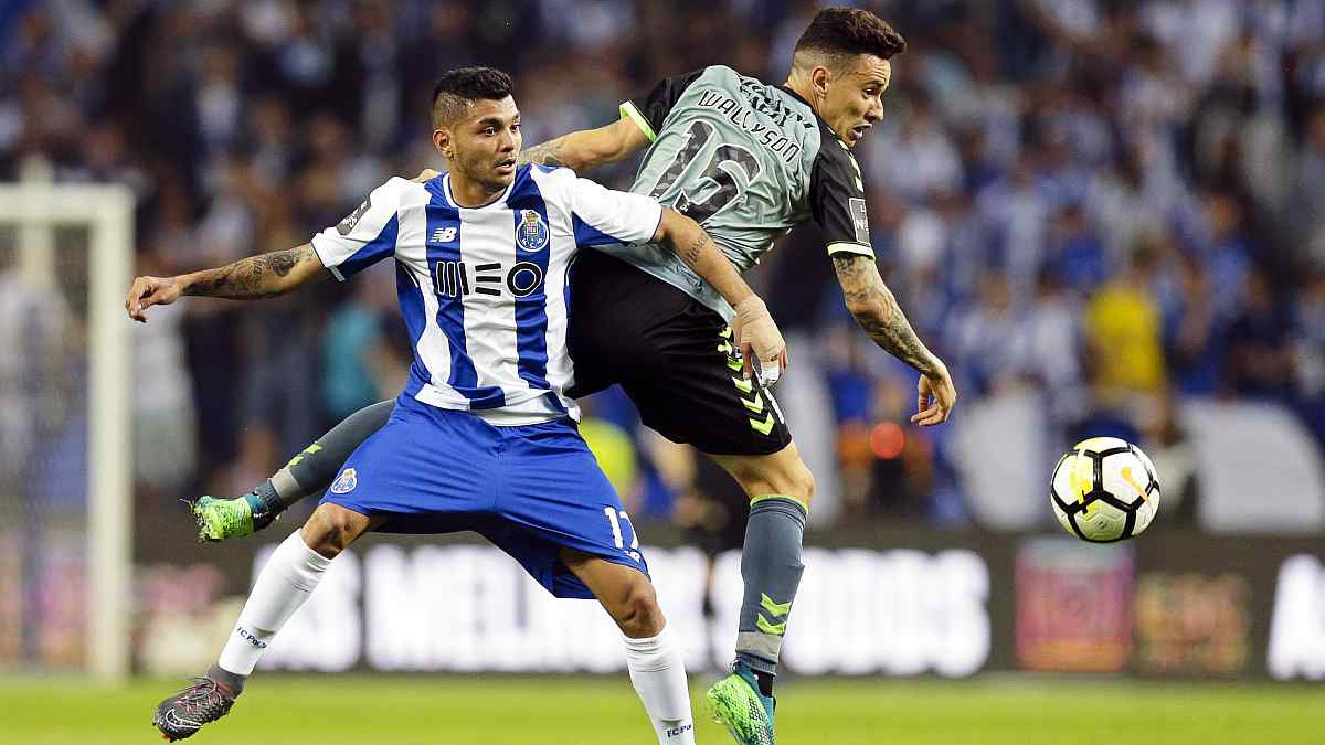 Pukla petarda na Dragau, Porto korača ka tituli