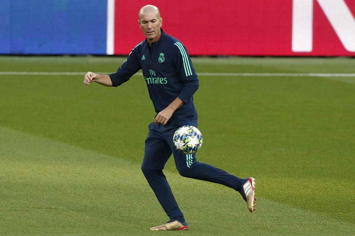 Zidane: S Hazardom od prve minute protiv PSG-a