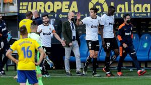 Završen haotični meč Cadiza i Valencije: Rasistički ispad ukaljao utakmicu La Lige