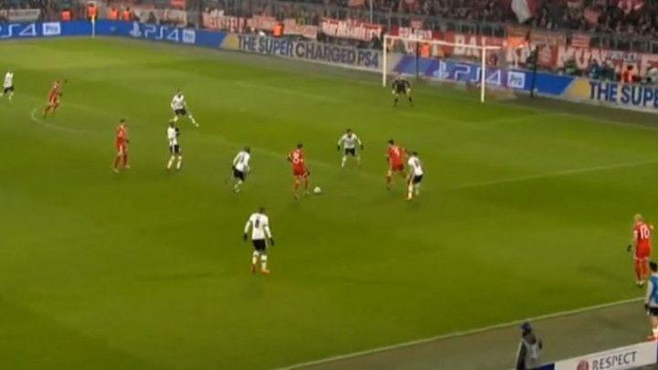 Bayern početkom drugog dijela došao do 2:0.