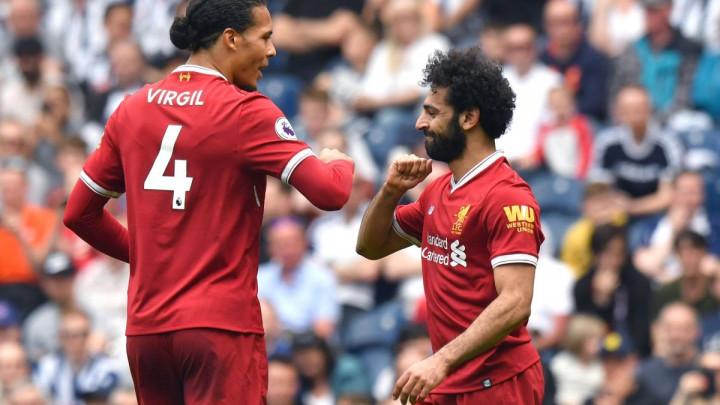 Van Dijk podržao Salaha i poslao poruku njegovim kritičarima